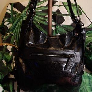 Ellington Charlie Convertible Backpack Black